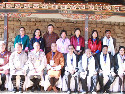 SEA Constituency Retreat Meeting- Bhutan 26-27 Dec 2018